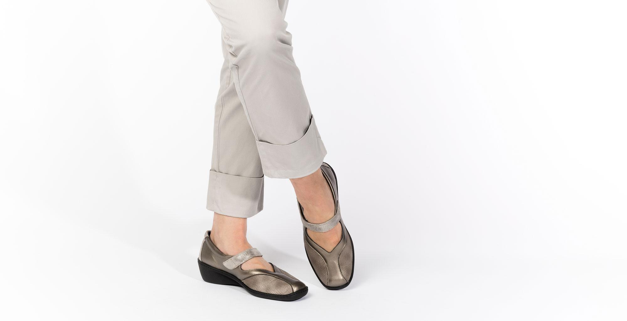 Packshot photo mode chaussure