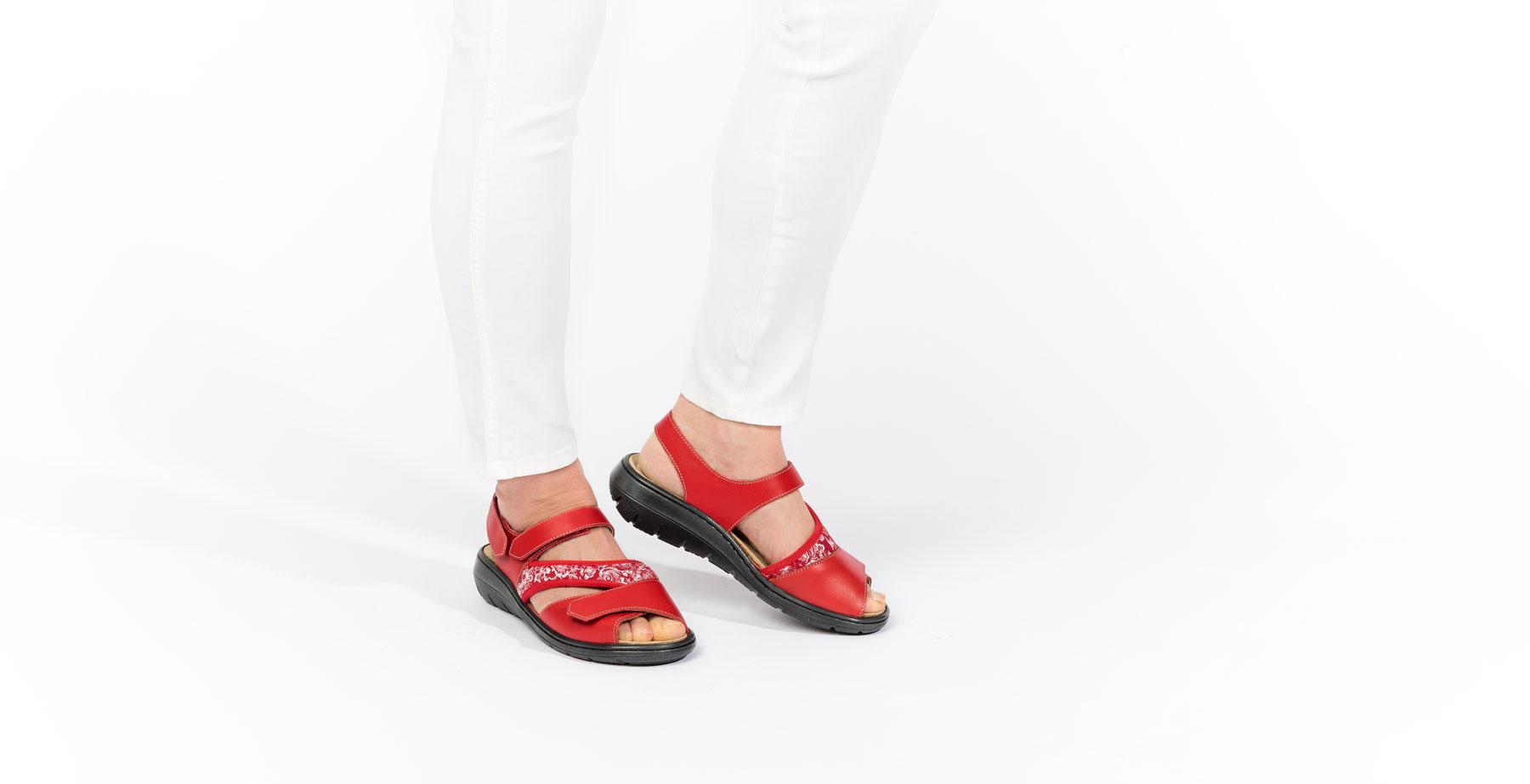 packshot studio chaussure podo