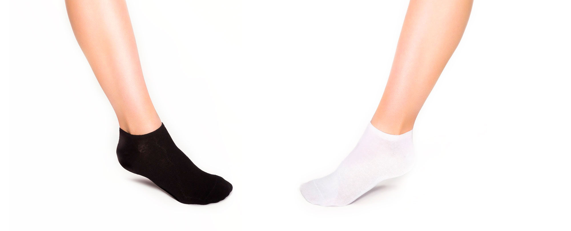 Shooting photo chaussettes podologique
